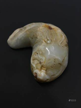 Chinese Archaic 'Animal' Jade Stone