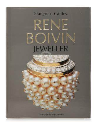 RENE BOIVIN JEWELLER BY FRANCOISE CAILLES