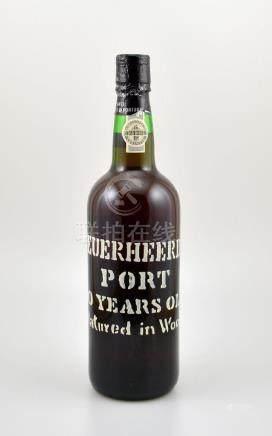 1 bottle 1982 Feuerheerd's Port, approx 75 cl, 20 % Vol