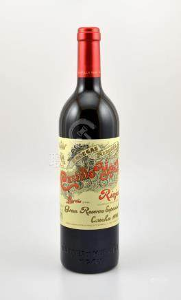 1 bottle 1998 Bodegas Marques de Murrieta Castillo