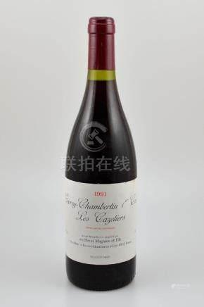 1 bottle 199 Gevrey-Chambertin Les Cazetiers ,Henri