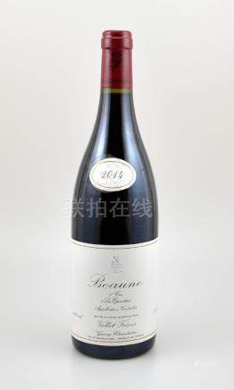 15 bottles of 2014 Beaune, Premier Cru, Vallet Freres