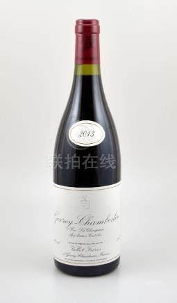 4 bottles of 2013 Gevrey-Chambertin, Premier Cru