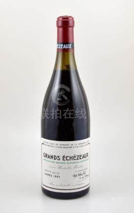 1 Flasche 1992 Grands Echezeaux Grand Cru, Domaine de
