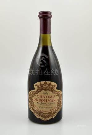 1 bottle 1985 Chateau de Pommard, Cote D'OR, approx 75