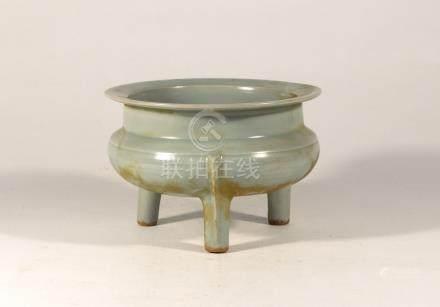宋代-龍泉鬲式爐
