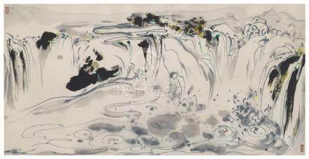 WU GUANZHONG (CHINA, 1919-2010)