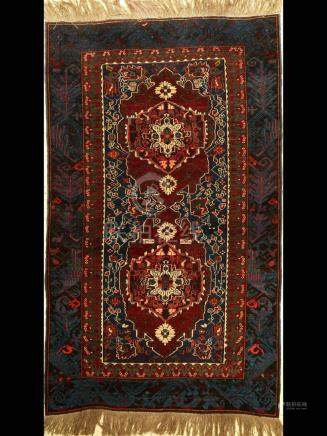 Yerevan Rug, Caucasus, Dated 1359., wool on wool