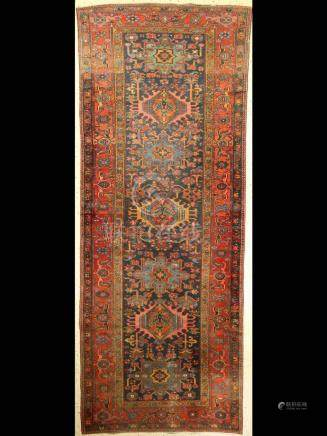 Garadjeh Rug, Persia, around 1930, wool on cotton