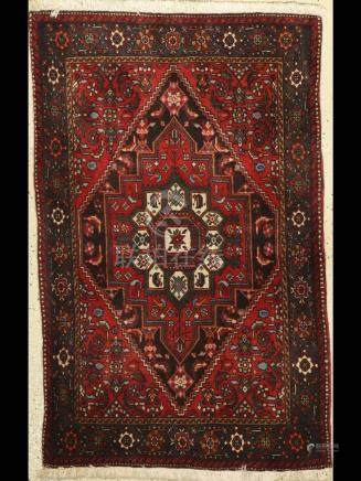Goltogh Rug, Persia, approx. 30 years, wool on cotton