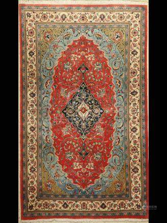 Saruk Rug, Persia, approx. 40 years, wool on cotton