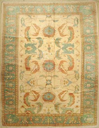 Mahal (Re-production) Carpet, Persia, approx. 40 years