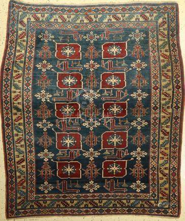 Erivan (Karagashli), Russia, around 1950, wool on wool