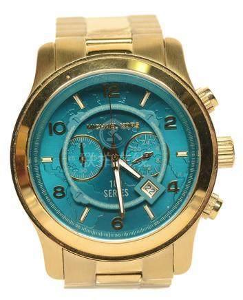 瑞士 MICHAEL KORS 鋼自動上鏈腕錶