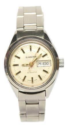 瑞士 GLADIADOR 鋼自動上鏈腕錶