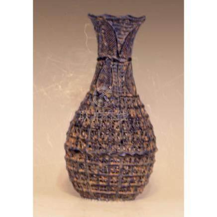 Lattice De Hua Vase