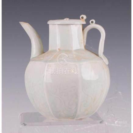 QingBai Wine Pot