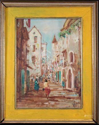 Antonio Divity, (Italy, 1901-1993)