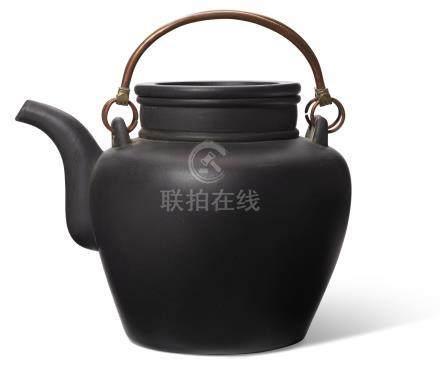 1910年前后 豫丰寿星壶