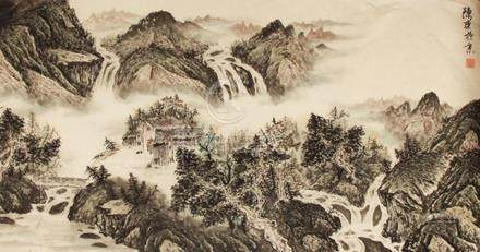 CHEN DONG, CHINESE PAINTING ATTRIBUTED TO
