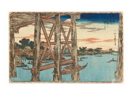 Utagawa Hiroshige I (1797-1858) Edo period (1615-1868), 1831-1832