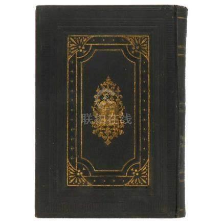 Joods gebedsboekje.Circa 1900.Jewish prayer book.Circa 1900.