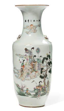 CHINE VERS 1900