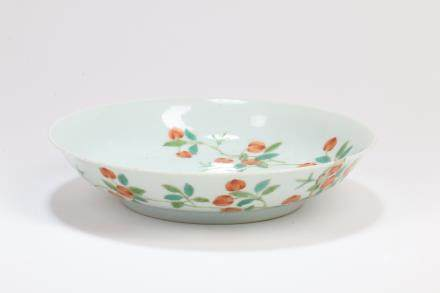Chinese Famille-Rose Porcelain Plate