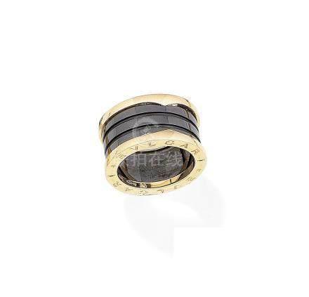A 'B.Zero1' ring, by Bulgari