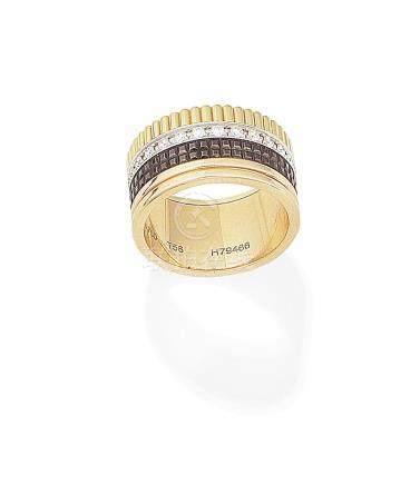 A diamond 'Quatre Classique' ring, by Boucheron