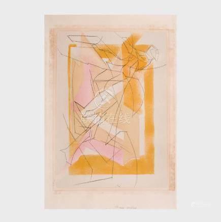 Jacques Villon (1875-1963): Huit Lithographies: Two