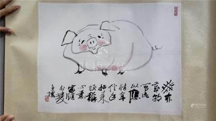 鄭家鎮 - 豬