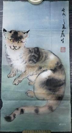 黃磊生 - 貓