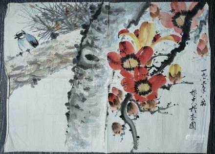 蔡哲夫 - 花鳥