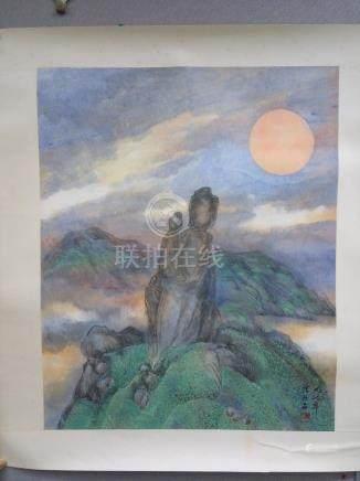 陳炳石 - 山水