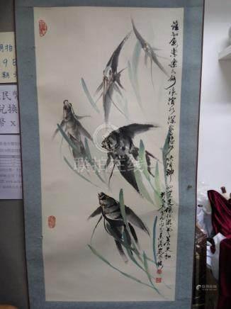 趙世光 - 神仙魚