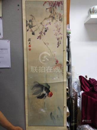 趙世光 - 金魚花卉