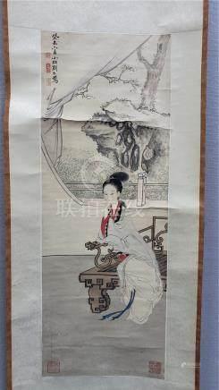 劉小松 - 仕女