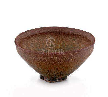 A Chinese Jian 'hare's fur' tea bowl, Song Dynasty, 12th/ 13th century