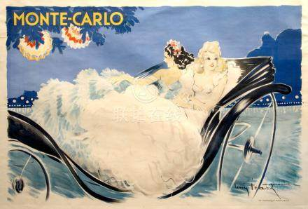 LOUIS ICART (1888 1950)