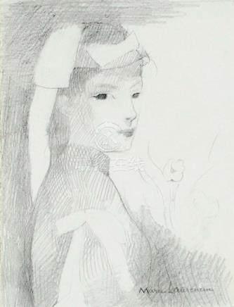 MARIE LAURENCIN (1883 1956)
