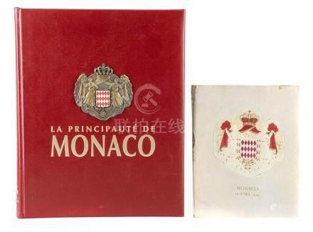 « LA PRINCIPAUTE DE MONACO » & MONACO DANS SA SPLENDEUR