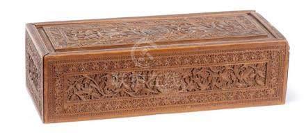 Plumier écritoire indo-anglais.