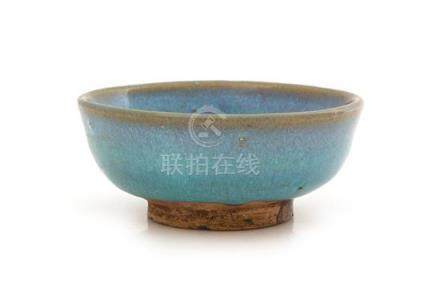 A Junyao Lavender-Blue Glazed Stoneware Bowl Diameter 3