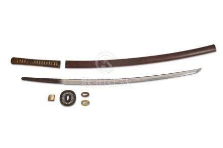 Katana, nagasa 69,5 cm