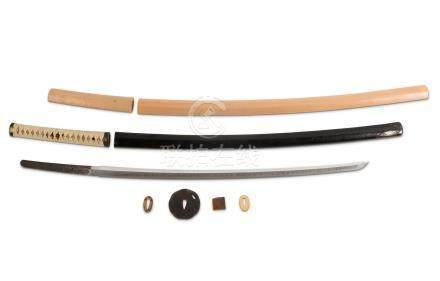 Katana, nagasa 69,8 cm
