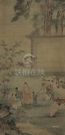 ANONYMOUS ARTIST (MING DYNASTY)