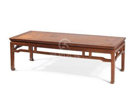 A Huanghuali low table 17th century