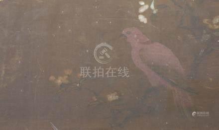 佚名花鳥 框