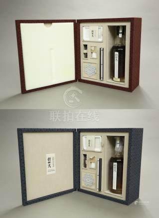 輕井澤1965法國版 雪莉桶50年, 波本桶50年 兩瓶一組